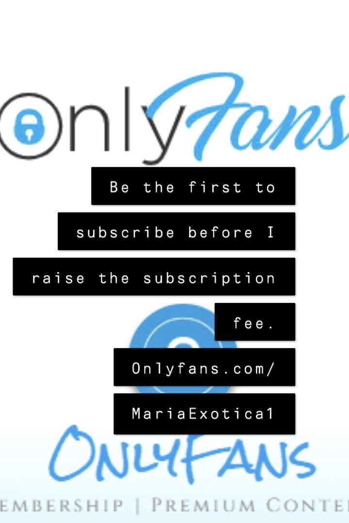 onlyfans.com/mariaexotic