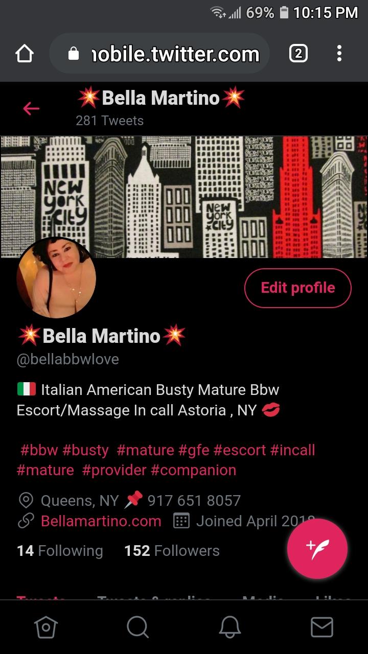 Bella on Twitter 2020