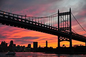 RFK Bridge Astoria Queens NYC