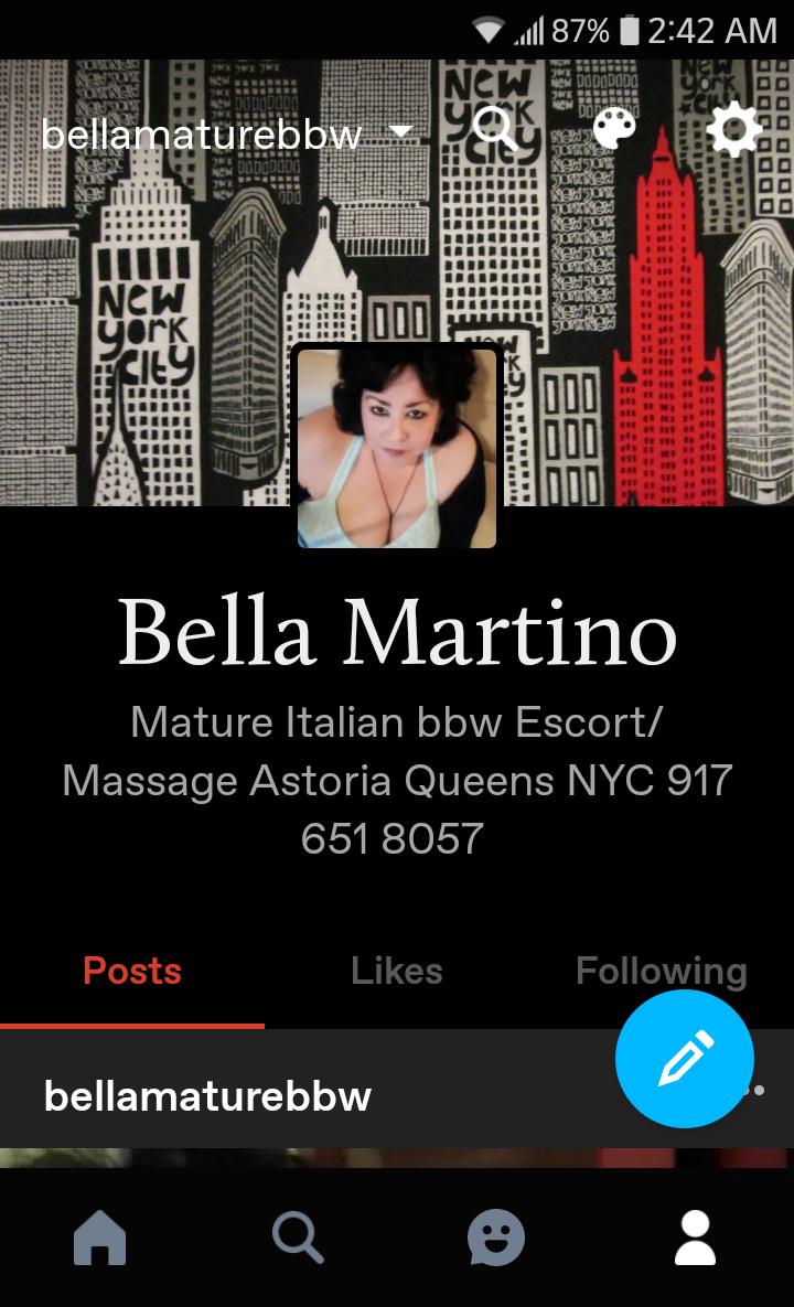 Bella Martino on Tumblr